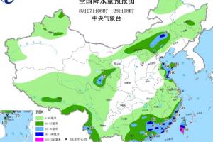 秋雨绵绵 温度适宜 ()