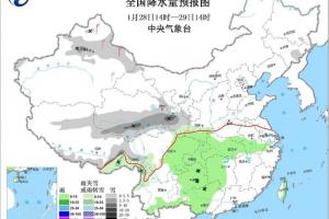 新一轮雨雪天气来袭 产区年前交易结束 ()
