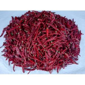 本公司现有烘干椒,剪把分拣精品石柱红五号10吨。
