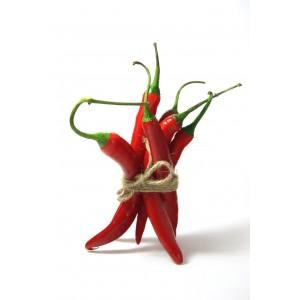 低盐高辣发酵红辣椒酱