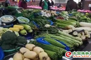镇江:台风过境,菜价稳涨